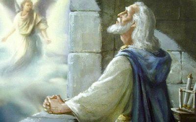 Les deux premiers buts de la visitation de Gabriel à Daniel