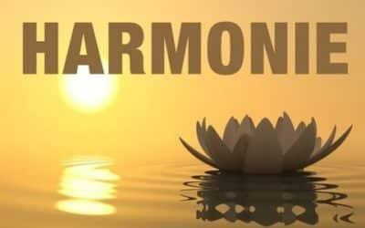 Quelle merveilleuse Harmonie !